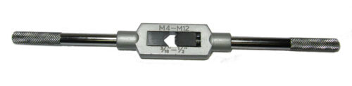 "3//16-1//2/"" MYFORD RDGTOOLS TAP WRENCH FOR ALL SMALL TAPS"