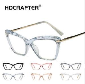 b6f97d71ef6 Image is loading Women-s-Fashion-Optical-Eyewear-Frames-Spectacles-Retro-