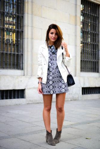 robe Mini droite droite robe Mini imprim imprim Mini 8APzwqFa