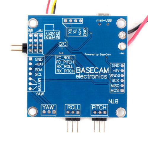 BGC 3.1 Brushless Gimbal Controller//PTZ Controller//6050 Sensor//Quadcopter