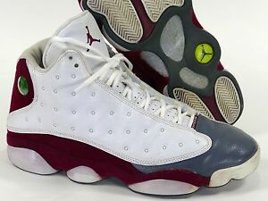 wholesale dealer 16691 04003 ... germany image is loading jordan xiii sz 12 grey toe air retro 46efa  33298