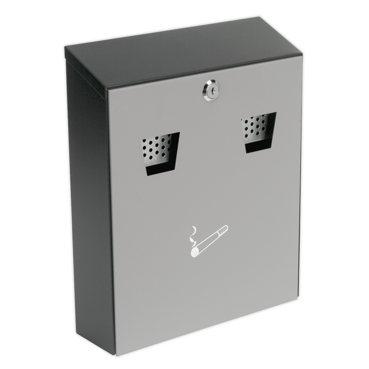 - Cigarette Bin Wall Mounting SEALEY RCB01 by Sealey