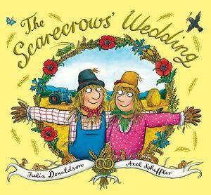 The-Scarecrows-039-Wedding-by-Julia-Donaldson-Hardcover-Book-9781407144412-NE