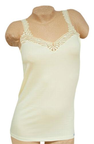 THIEME Damen Trägerhemd Micro Modal 1332