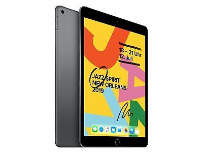 Apple iPad (2019), mit WiFi, 32 GB, space grau