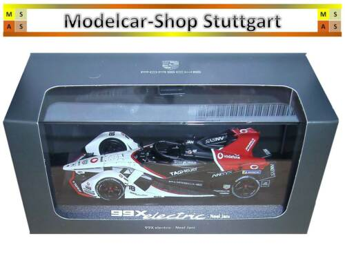 Neel Jani Minichamps 1:43 Porsche 99X electric Formel E fabrikneu