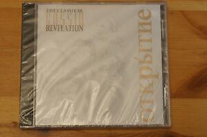 Rare-Russia-Revelation-11-Tracks-CD-Sealed-1996-RV60001-Telstar-uk-Compilation