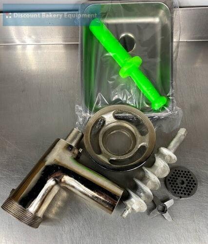 for Hobart Mixers #C822HCPL Uniworld #22 Grinder Attachment Chrome-Finish