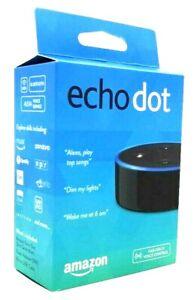 Amazon-Echo-Dot-Multimedia-Bluetooth-Wireless-Smart-Speaker-with-Alexa-Black