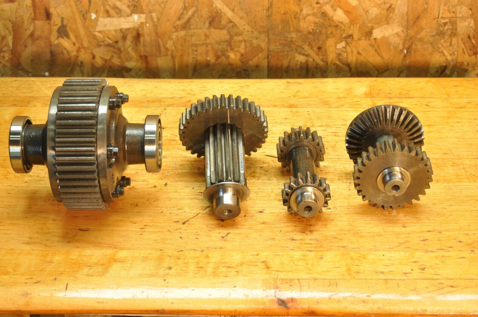 John Deere 330 Eje trasero diferencial Gear Set 316 318 322 332