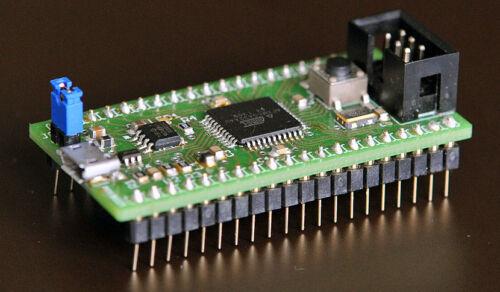 AVR XMEGA32-A4U hochwertiges Steckboard-Modul mit USB