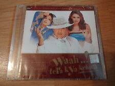 WAAH TERA KYA KEHNA ~ Bollywood soundtrack Hindi CD ~ new & sealed ~ jatin lalit