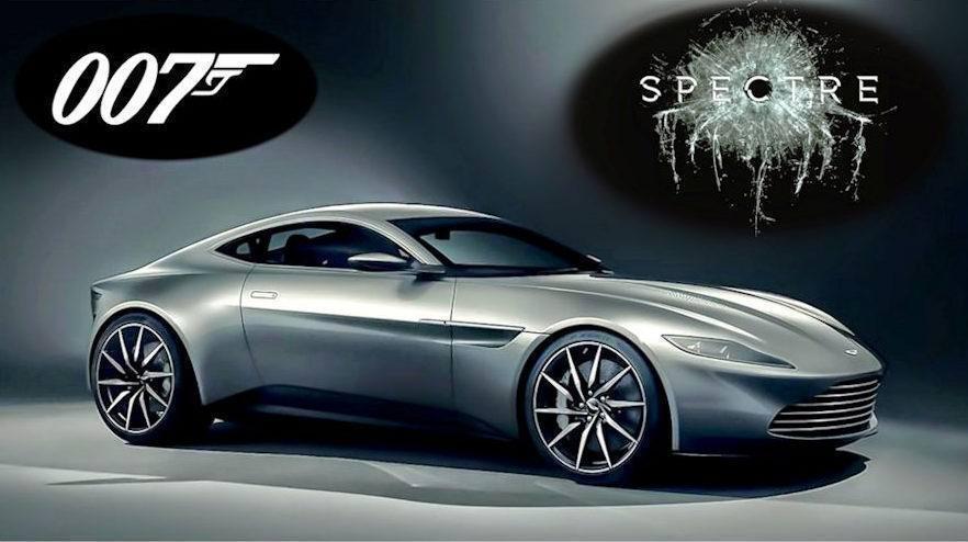 1 18 Mattel Hot Wheels Elite - Aston Martin Db10 Spectre