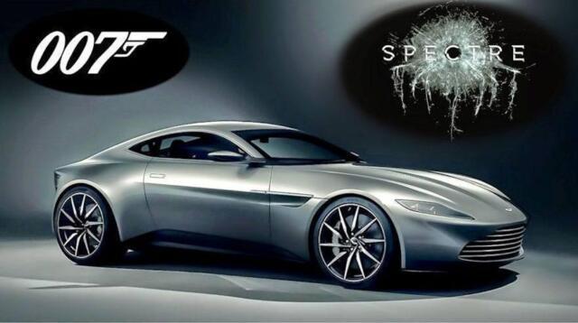 Aston Martin Db10 James Bond 007 Spectre Movie 1 18 Scale Mattel Elite Günstig Kaufen Ebay