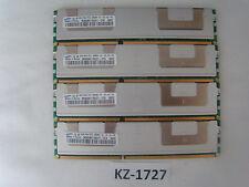 Samsung 16gb 4x4gb m393b5170dz1-cf8 2rx4 pc3-8500r #kz-1727