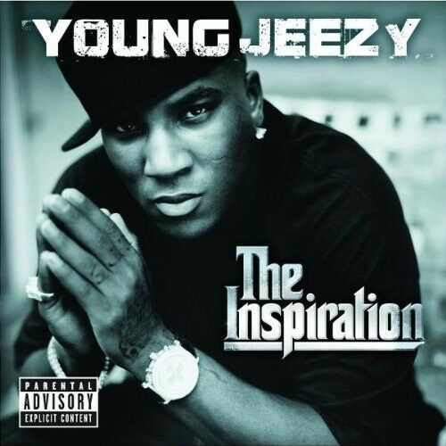 1 of 1 - Young Jeezy, DJ Drop/Young Jeezy - Inspiration [New CD] Explicit