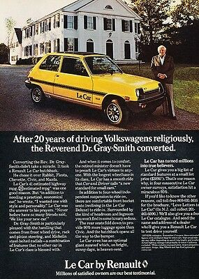 1979 Peugeot 504 Africa  Original Advertisement Print Car Ad J532