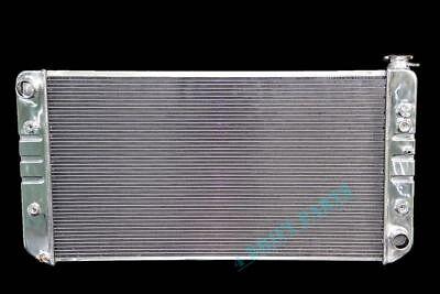 KKS aluminum radiator 3 Rows 1982-1991 Chevrolet Truck 6.2L DIESEL v8