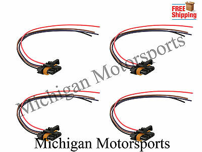 ls1 ls6 ignition coil wiring harness pigtail connector gm. Black Bedroom Furniture Sets. Home Design Ideas