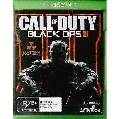 Call of Duty Black Ops 3 Microsoft Xbox One