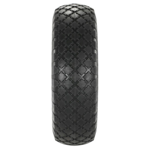 """10/"""" Puncture-proof Tire Wheel for Kayak Canoe Trolley Cart Replacement Tire E7Q7"""