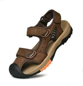 Boys Touch Fasten Sandal Fisher Casual Summer Pump Mesh Kids Sandals