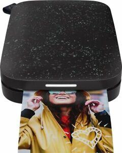 HP-Sprocket-Instant-Photo-Printer-2nd-Edition-Nior-Black-Brand-New