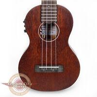 Gretsch G9110-L Concert Long-Neck Acoustic Electric Ukulele with Gig Bag Musical Instruments