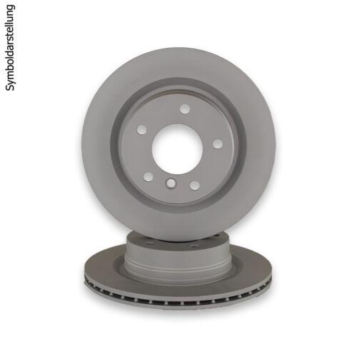 2x BREMBO DISCO FRENO dischi freno Set di Freni coated disc LINE POSTERIORE