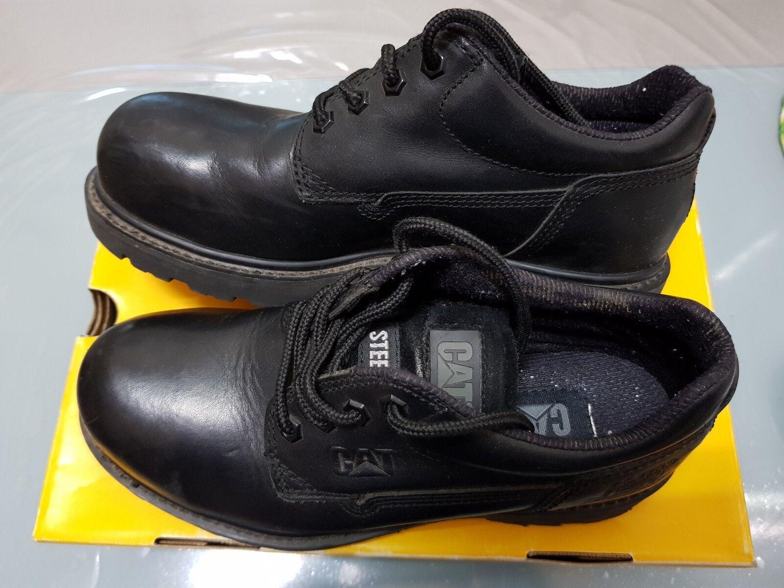 Shoes Casual Toe Caterpillar 6 Mens 40 Rare Steel Nxvtya2584 Uk UMpGqVSz