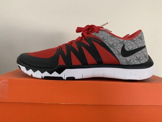 Nike Free Trainer 5.0 V6 Ohio State