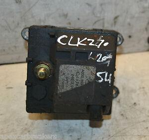 Details about Mercedes CLK Pre-Heater Control Unit A0001591904 W209 Heater  Control Unit 2004