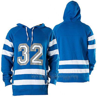THIRTYTWO thirty-two Men 2015 Enamel Blue CROSSCHECK FLEECE PULLOVER HOODIE