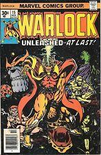 Warlock #15 (Nov 1976, Marvel)