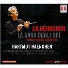 Johann David Heinichen - : La Gara degli Dei (2013)