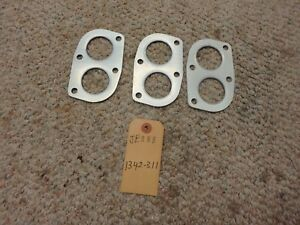 1968-72-Fiat-124-1-4-1-6-Twin-Cam-Coupe-Spider-Exhaust-Flange-Gasket-Lot-JE388