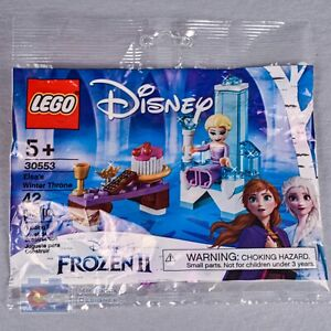 LEGO 30553 Disney Princess Frozen Elsas Winter-Thron Polybag