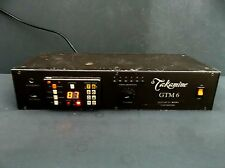 Takamine GTM 6 Guitar to MIDI Converter Sequencer Recorder West Germany 1986