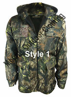 New Mens REALTREE Camouflage Waterproof Hunting Jacket/Coat - Shooting - Fishing