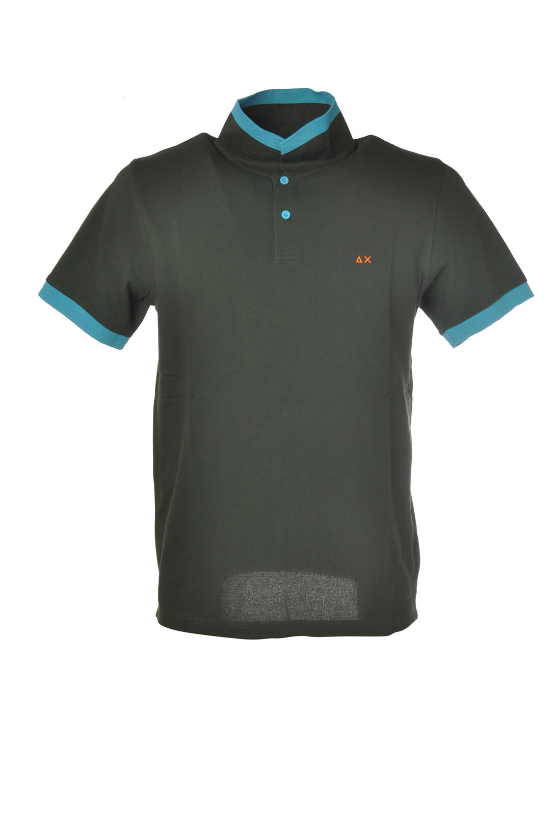 Sun 68 - Topwear-Polo - Man - Green - 6002213C192358