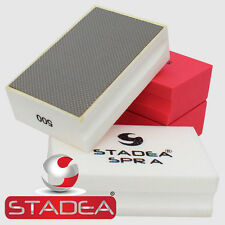 Diamond Hand Pads For Glass Stone Marble  Polishing By Stadea Block Grit 500