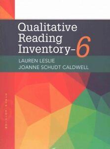Qualitative-Reading-Inventory-Paperback-by-Leslie-Lauren-Caldwell-Joanne