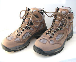 f1668496789 Details about Vasque Women's Gore-Tex Hiking Boots Shoes #7465 Leather  Uppers Size 8W 8 Wide