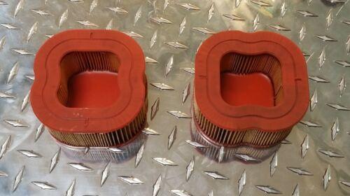 Two Husqvarna Air Filters for 371K /& 375K Powercutters 506263401