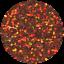 Hemway-SUPER-CHUNKY-Ultra-Sparkle-Glitter-Flake-Decorative-Craft-Flake-1-8-034-3MM thumbnail 55