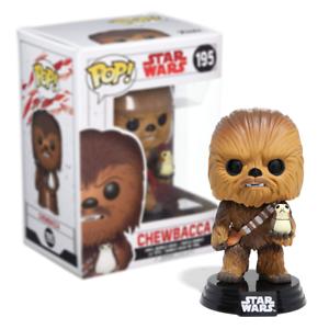 Vinyl Bobble Figure Star Wars Chewbacca POP