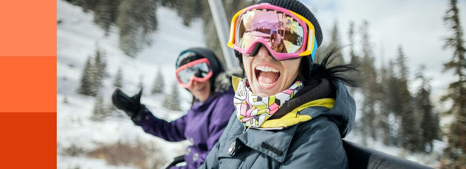 Shop now - Winter sport essentials, right here