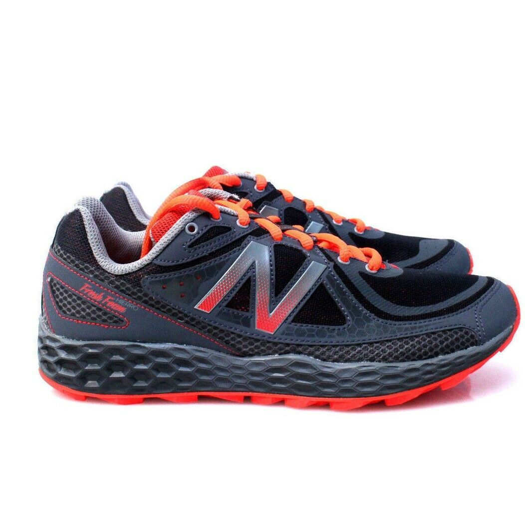 zapatos  - 50%  NEW BALANCE hombres MTHIERS gris ARANCIONE MIS.46  AA