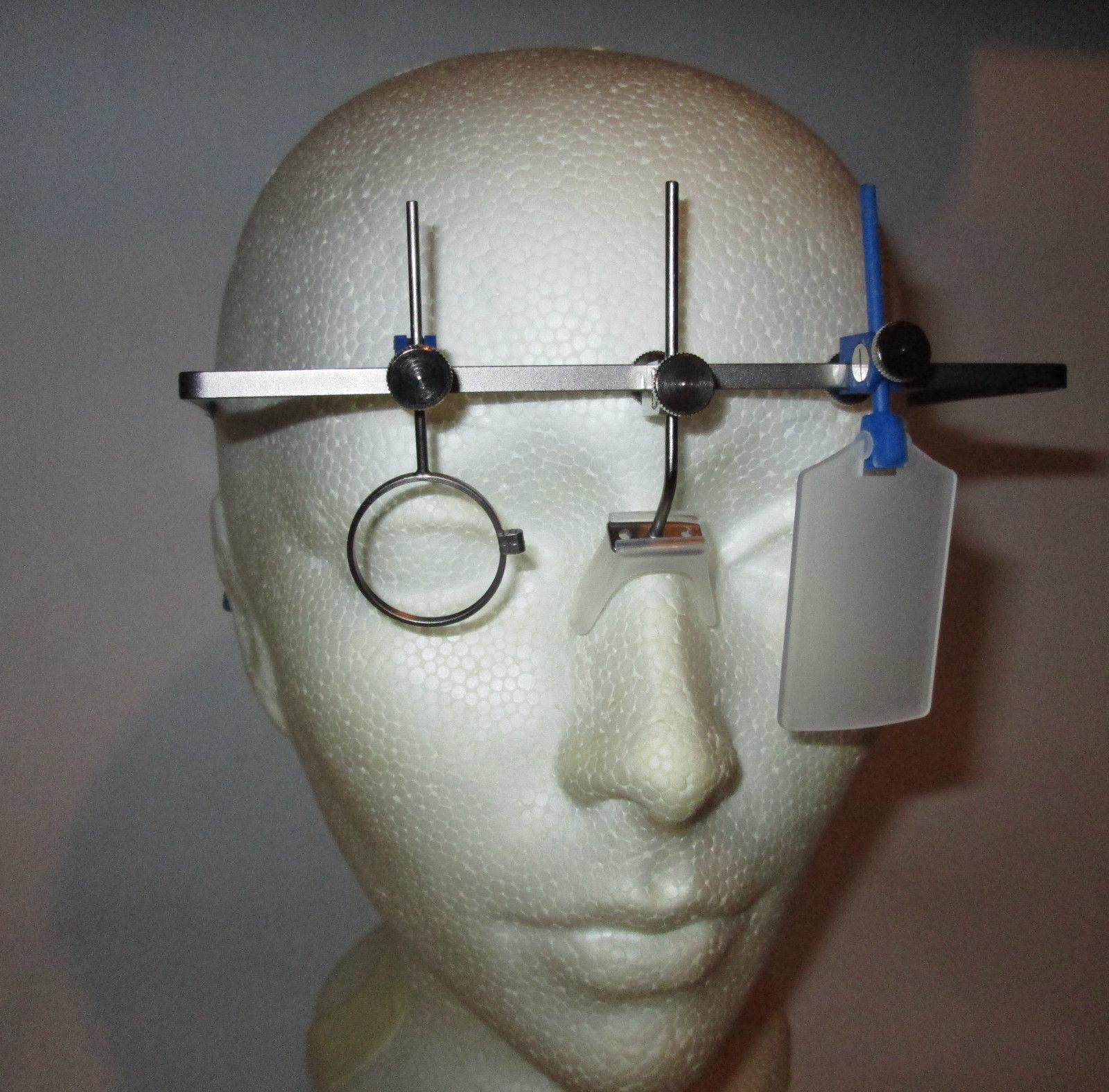 Varga 2000 23mm Rifle Shooting Glasses Frame Basic & ISSF eyeshield Right