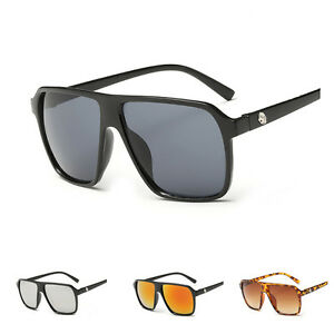 Men-039-s-Vintage-Retro-UV400-Outdoor-Sports-Sunglasses-Driving-Eye-Glasses-Eyewear